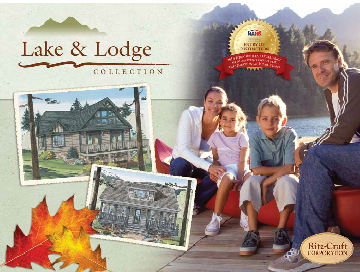 Lake And Lodge Collection Cover