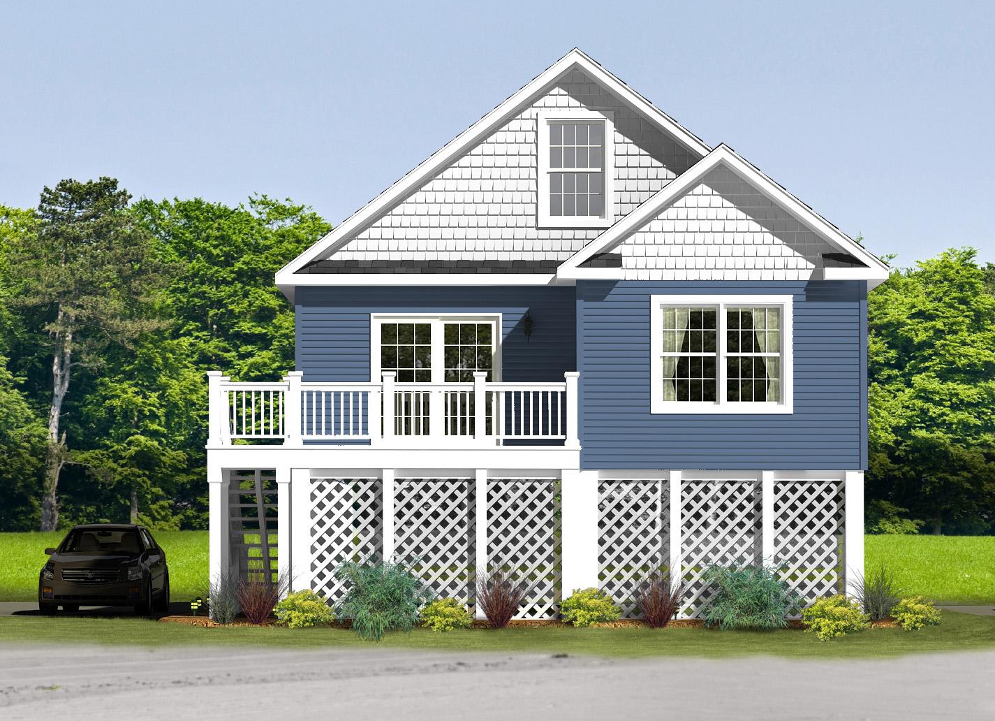 Pennwest Homes Coastal Shore Collection Modular Home Floor