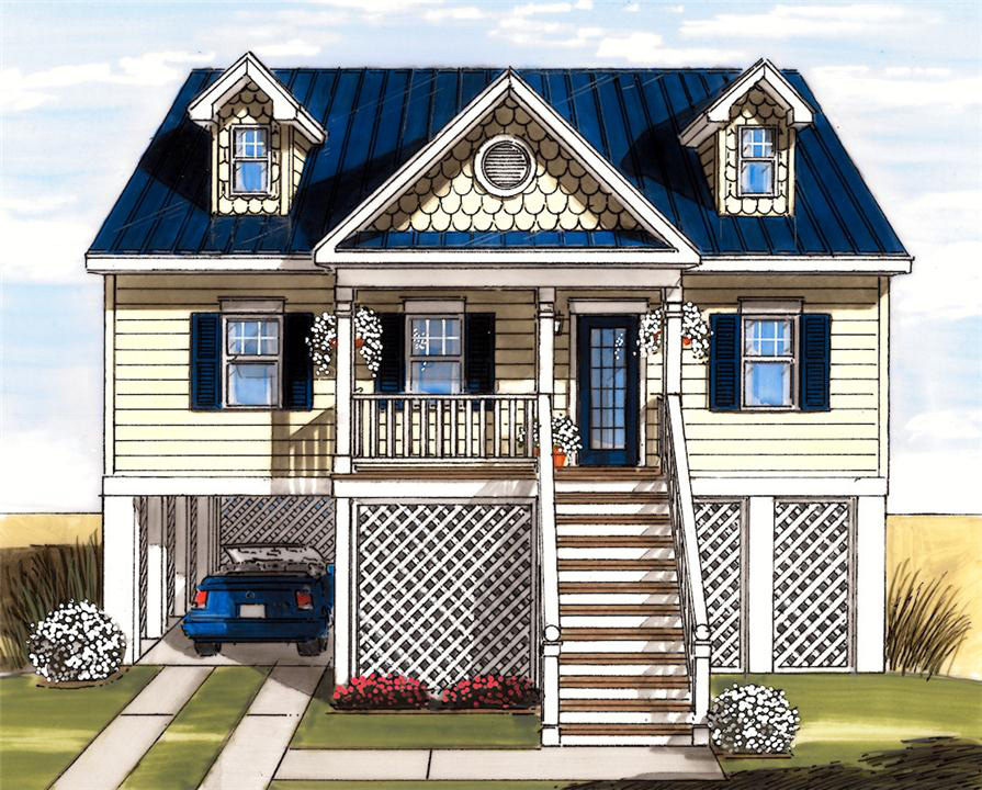 Restore The Shore Collection By Ritz-Craft Custom Homes