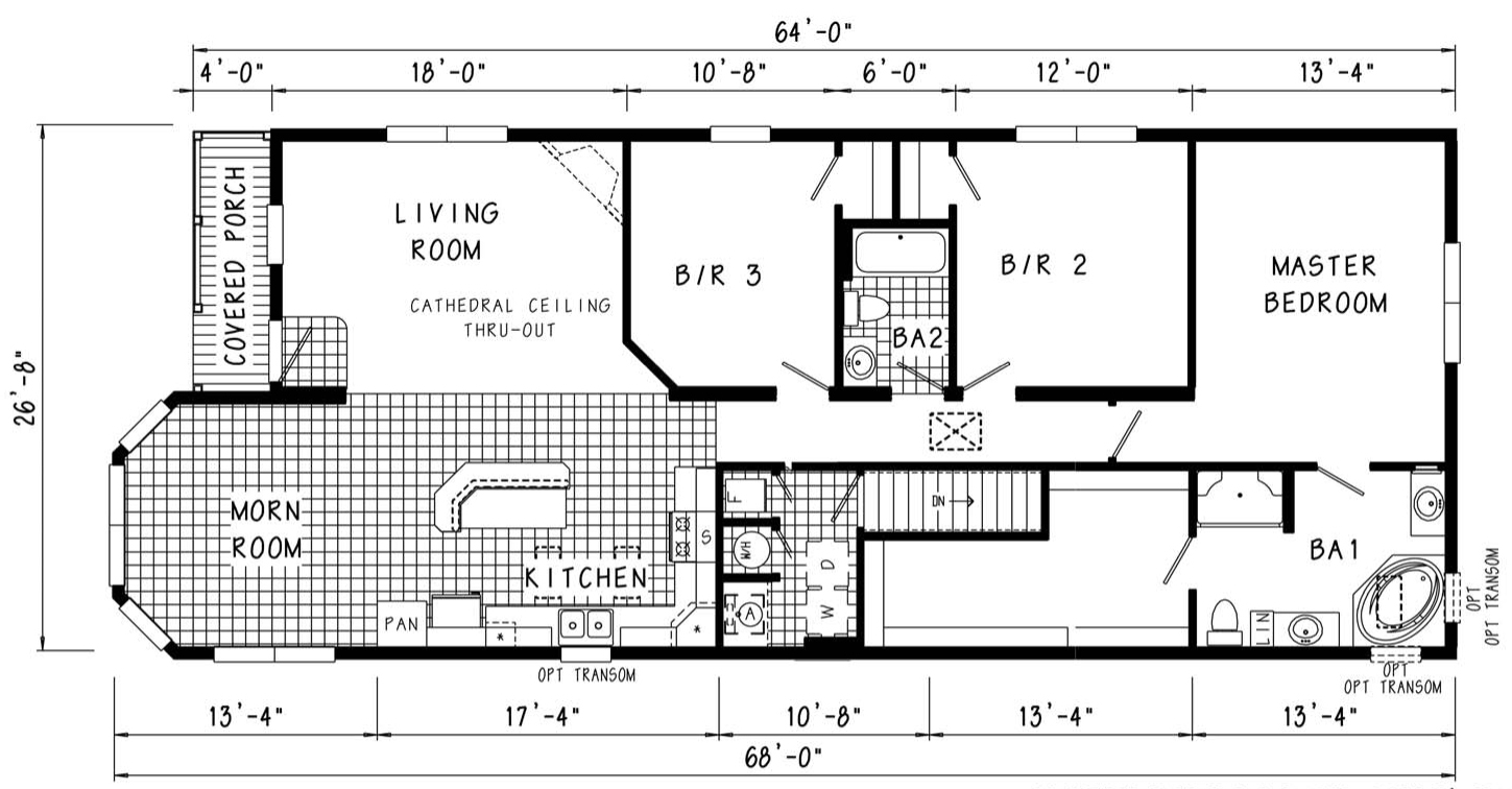 Coastal Shore Modular Home Photo Tours Wiring Diagrams For Manufactured Homes Lindenfloorplansmallicon01